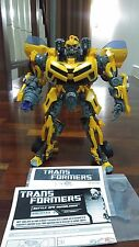 Hasbro Transformers Battle Ops Bumblebee Leader Class Used No Box