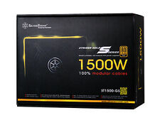 Silverstone SST-ST1500-GS Strider Gold Series 80 PLUS Gold 1500W ATX Power Suppl