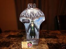 Gotham Cameron Monaghan SIGNED The Joker Arkham Orgins Action Figure Batman COA