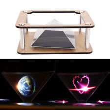 3D DIY Holographic Hologram Display Cabint Projector for SmartPhone Samsung Moto