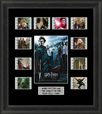 HARRY POTTER AND THE GOBLET OF FIRE FRAMED FILM CELLS