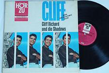CLIFF RICHARD UND DIE SHADOWS -Cliff- LP (SHZE 124)