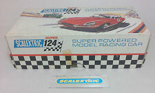 SCALEXTRIC Tri-ang SUPER 124 ACE GT ALFA ROMEO SPORTS SALOON 24C/602 (BOX ONLY)
