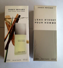 Issey Miyake L'Eau D'Issey For Men 125ml 4.2oz EDT 100% Original & Sealed Box