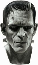 Frankenstein Mask Full Latex Universal Studios Boris KarlOff Classic- Fast Ship