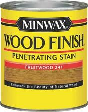 NEW MINWAX FRUITWOOD QUART INTERIOR OIL BASED WOOD FINISH STAIN 8969602