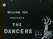 THE DANCERS 1925 (DVD) GEORGE O'BRIEN, ALMA RUBENS