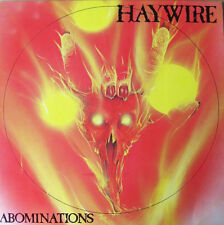 HAYWIRE Abominations LP (1990 We Bite) Neu!