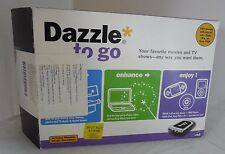 Pinnacle PCTV2 Dazzle To Go External USB2 to TV Input - Camcorder video to PC