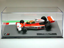 James Hunt McLaren M23 F1 coche de carreras 1976-Modelo Coleccionable-escala 1:43