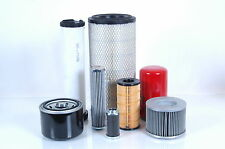 Filterset Massey Ferguson MF 6460 Motor Perkins 1104C-E44TA Filter