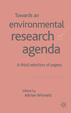 Towards an Environment Research Agenda: A Third Selection of Papers, , New Book