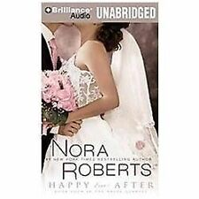HAPPY EVER AFTER unabridged audio book on CD by NORA ROBERTS
