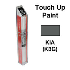 KIA OEM Brush&Pen Touch Up Paint Color Code : K3G - Gunmetal Gray