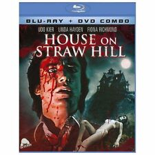 The House on Straw Hill New Blu-ray/DVD