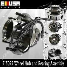 FRONT  WHEEL HUB ASSEMBLY for 2000-2002 Ford F-450 Super Duty 4WD Dually w/ABS