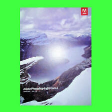 Adobe Lightroom 6 MAC/WINDOWS - NEW & BOXED
