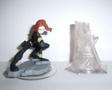 DISNEY INFINITY 2.0 Marvel Avengers Black Widow Crystal Character Figure Mission