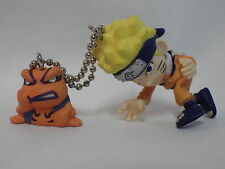 Figurine 5,5 cm KEYCHAIN NARUTO action figure JAP anim with pet