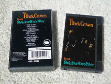 "The Black Crowes ""Shake Your Money Maker"" DCC Digital Compact Cassette Tape"