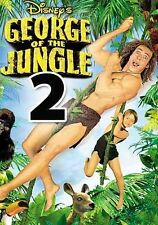 George of the Jungle 2 (DVD, 2003) - New