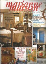 MARIANNE MAISON N°28 MAISON DE PECHEUR / STYLE MEDITERRANEEN / HORIZON LOINTAIN
