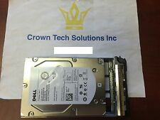 "W347K DELL 600GB 15K 6Gbps SAS 3.5"" NEW WITH TRAY"