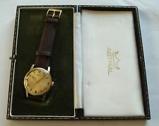 VINTAGE RARE 1960'S SMITHS ASTRAL GTS  HAND WOUND ENGLISH MADE WRIST WATCH BOXED