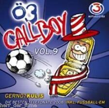 CD Ö3 CALLBOY Vol. 9 (Gernot Kulis) NEU+OVP