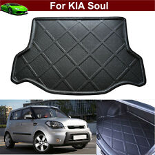 Car Mat Carpet Cargo Mat Trunk Liner Tray Floor Mat For Kia Soul 2009-2016 2017