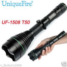 UniqueFire 1508 IR LED 940NM illuminator Night vision light T50 hunting lighting