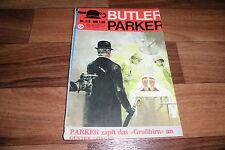 Günter Dönges -- BUTLER PARKER  # 218 -- ..PARKER ZAPFT das GROßHIRN an...