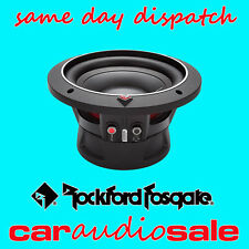 "ROCKFORD FOSGATE P1S4-8 8"" INCH 400 WATT CAR SUBWOOFER  8"" BASS SPEAKER 4OHM SVC"