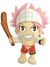 "1x NEW Fairy Tail 9"" Swimsuit Natsu Dragneel Great Eastern GE-52775 Plush Doll"