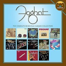 FOGHAT-COMPLETE BEARSVILLE ALBUMS COLLECTION (BOX)  (UK IMPORT)  CD NEW