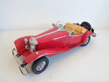 FRANKLIN MINT - B11EY72 - 1935 MERCEDES BENZ 500K SPECIAL ROADSTER- 1:24 - BOXED