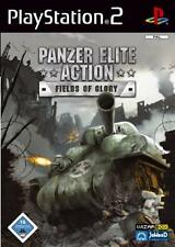 PlayStation 2 tanques elite Action fields of Glory nuevo
