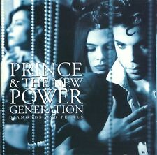 Prince & New Power Generation (The) ‎CD Diamonds And Pearls - Europe