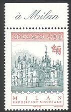 Monaco 1998 Milan Cathedral/Buildings/Architecture/StampEx/Religion 1v (n40768)