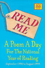 Read Me: A Poem a Day for the National Year of Reading by Pan Macmillan...
