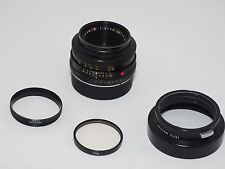 Vintage Leica Summicron-R 50mm f/2 lens. 2 cam. Film & Digital. Sony, Fuji.