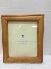 Pottery Barn Kids Hudson Gallery Picture Photo Frame wedding Baby 11X14 Honey