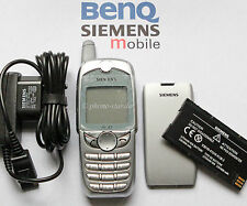 ORIGINAL SIEMENS SL42 SL 42 BUSINESS HANDY SILBER DUAL-BAND WAP INFRAROT NEU NEW