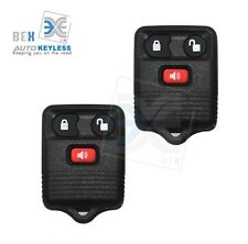 NEW 2 X Replacement Keyless Entry Remote for 2001 - 2014 Ford Escape SUV
