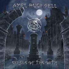Axel Rudi Pell   Circle Of The Oath    Digi Pack CD + Bonustrack + Poster