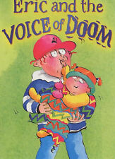 Mitchellhill, Barbara Eric and the Voice of Doom (Tiger Series) Very Good Book