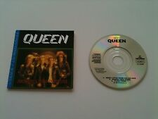 Queen - CRAZY LITTLE THING CALLED LOVE - 3 INCH cd single © 1989
