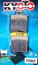 """BENELLI Adiva150 (12"""" front /rear Drum)  2000 Kyoto Front  Brake Pads (1 Pair)"""