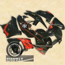 Black Red ABS Fairing Bodywork Set For Honda CBR900RR CBR 900 RR 919 98-99 15AIN