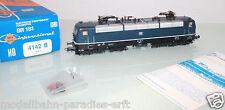 Roco Spur H0 4142B E-Lok BR 181 201-5 der DB blau in OVP (LL2472)